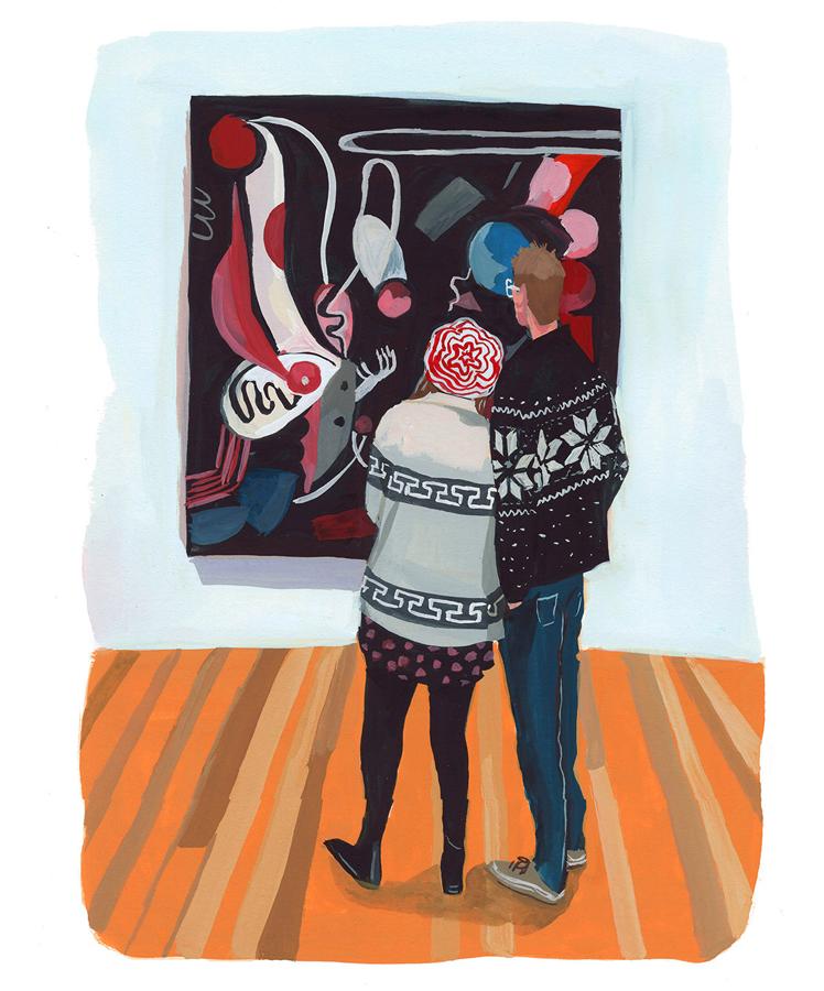 Sweater Love<br>Jenny Kroik