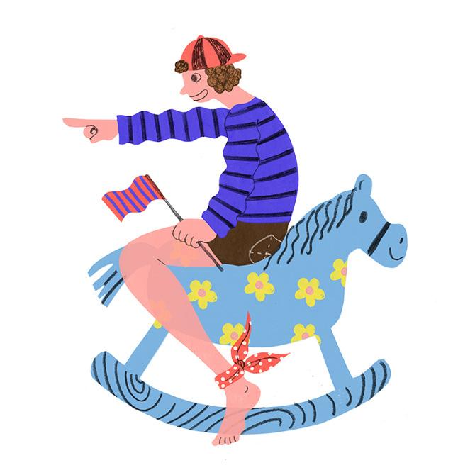 Rocking Horse Boy