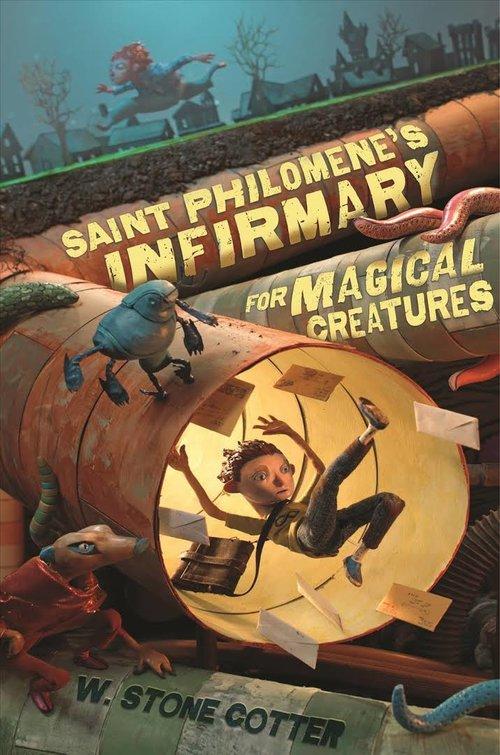 Saint Philomene's Infimary <br> Henry Holt