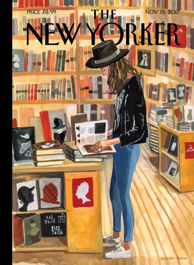 The Bookstore – Jenny Kroik