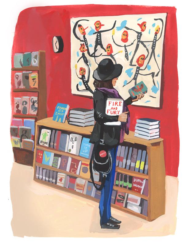 Bookstore Feminist<br>Jenny Kroik