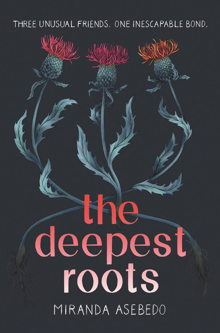 """The Deepest Roots"" Cover <br> HarperCollins"