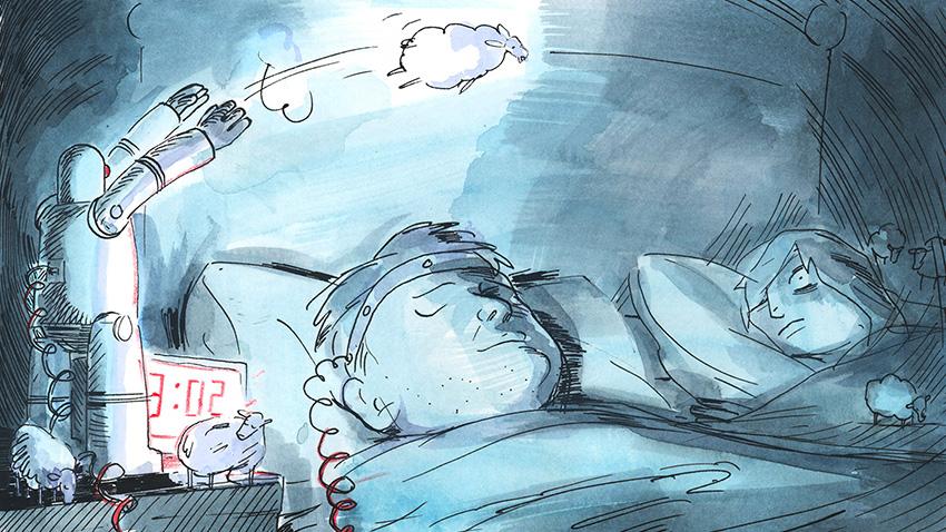 Sleep Aid Technology <br> Neo.Life
