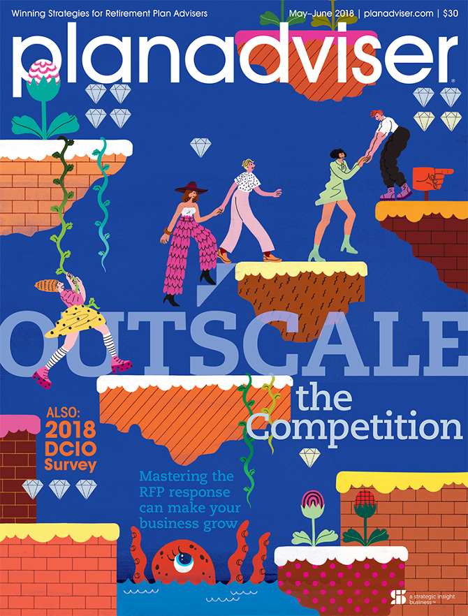 Outscale the Competition (Cover) <br> PlanAdviser