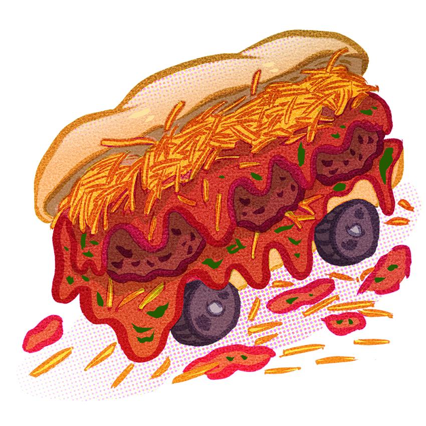 Fast Food <br> Cincinnati Magazine