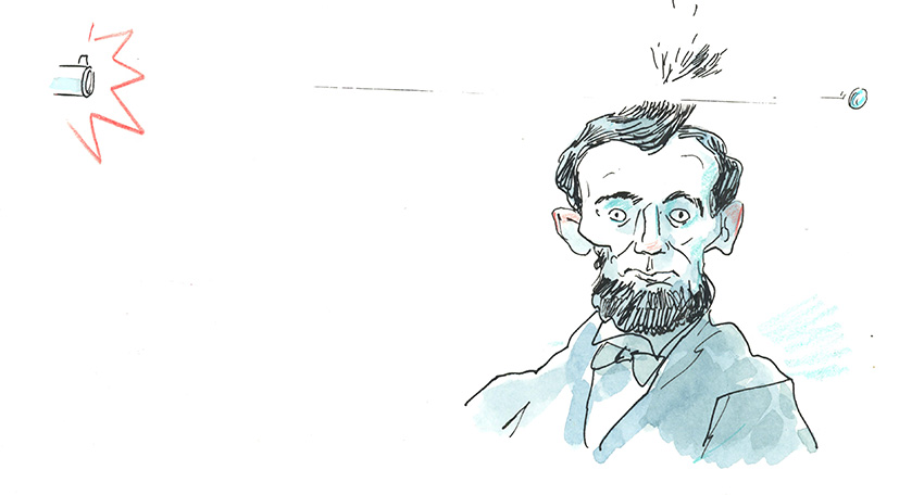 THE BIG QUESTION: Whose Untimely Death Would You Undo? Abraham Lincoln<br> The Atlantic