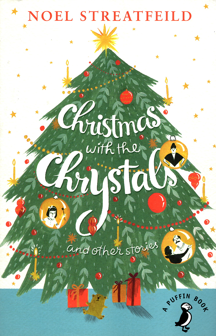 Puffin Books - Christmas with the Chrystals<br>Dinara Mirtalipova