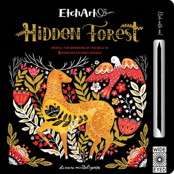 Hidden Forest <br> Wide-Eyed Editions