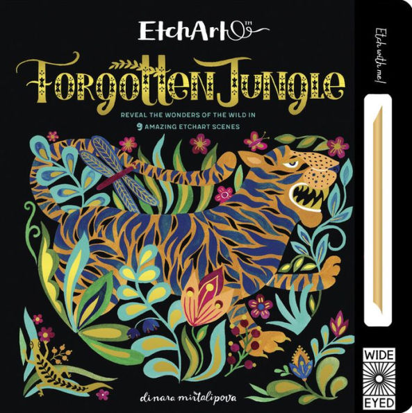 Forgotten Jungle <br> Wide-Eyed Editions