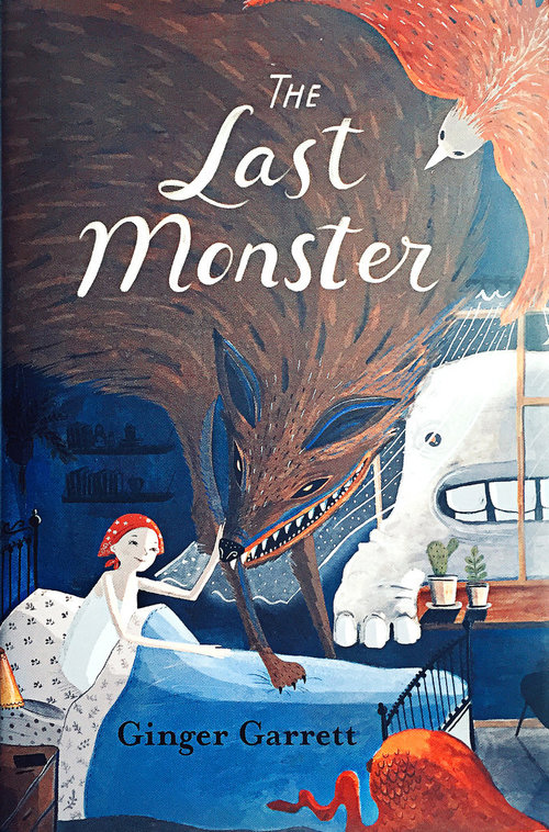 The Last Monster <br> Delacorte Books for Young Readers
