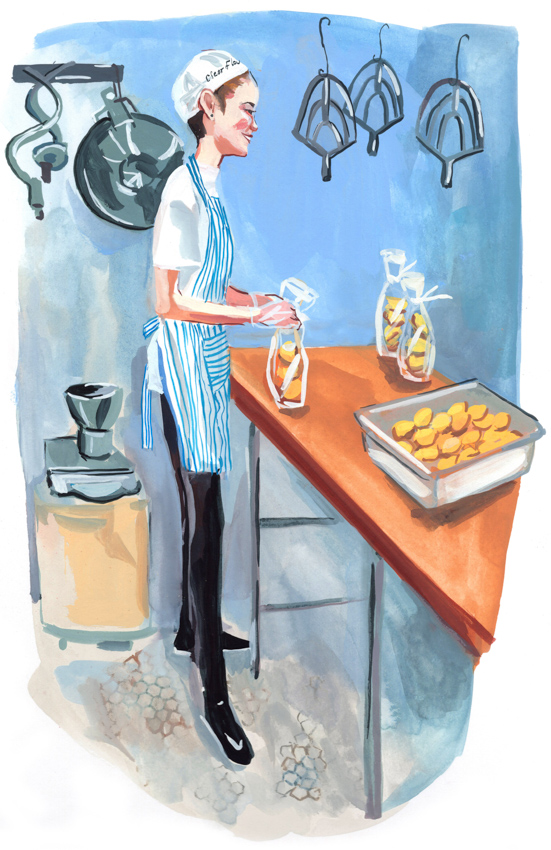 Cookies at the Bakery – Jenny Kroik