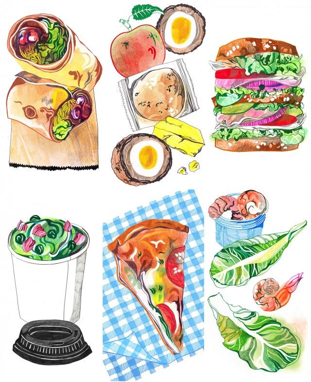 Burger (The Guardian) – Hennie Haworth