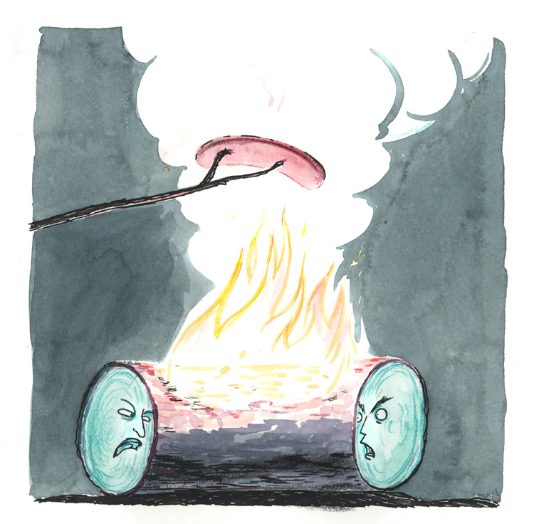 Campfire – Graham Roumieu