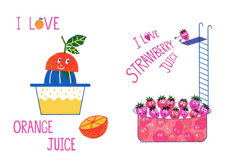 I Love Juice – Hye Jin Chung