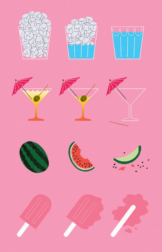 It's Summer (Paper Crown) – Hye Jin Chung