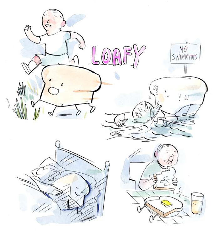 Loafy – Graham Roumieu