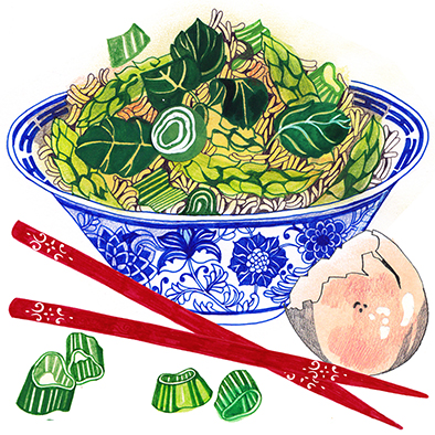 Noodle Bowl (The Guardian) – Hennie Haworth