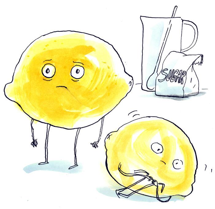 Lemons –Graham Roumieu
