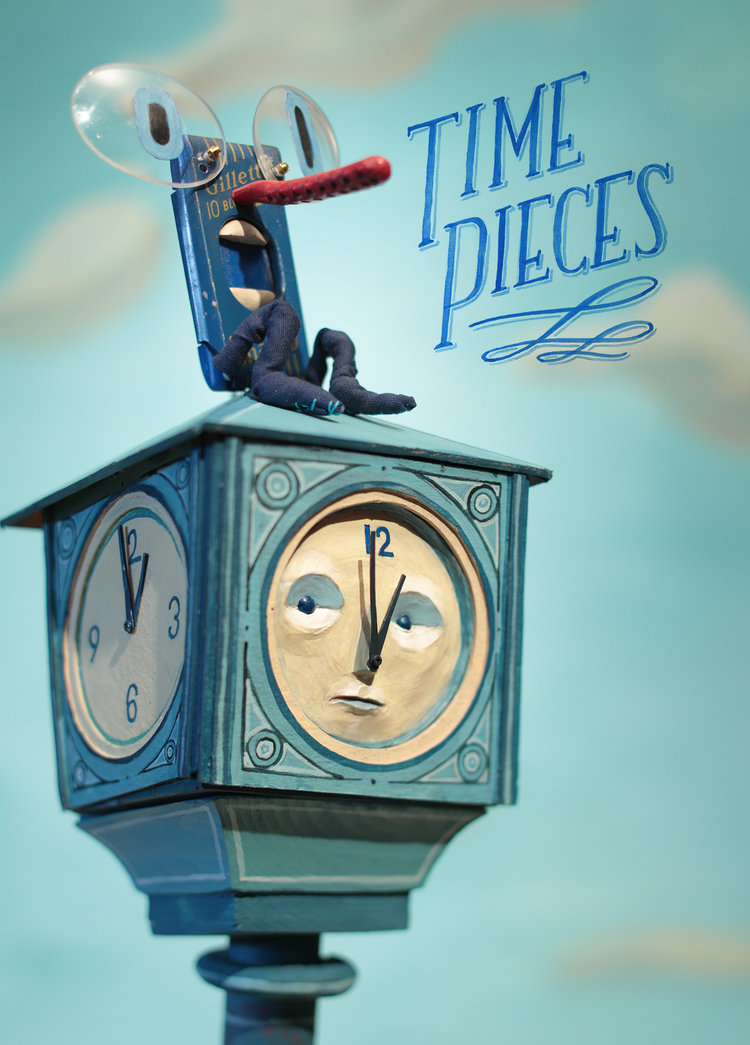 Promotional Piece: Time Pieces