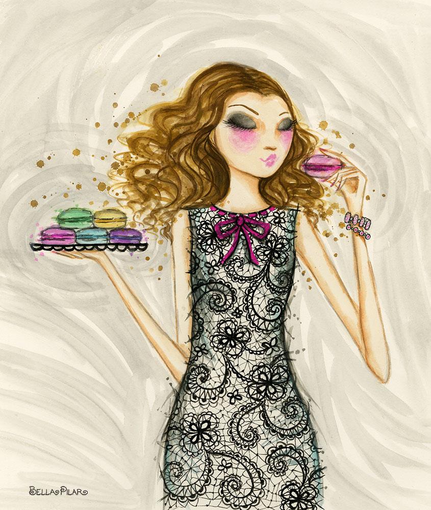 Macaron - Bella Pilar