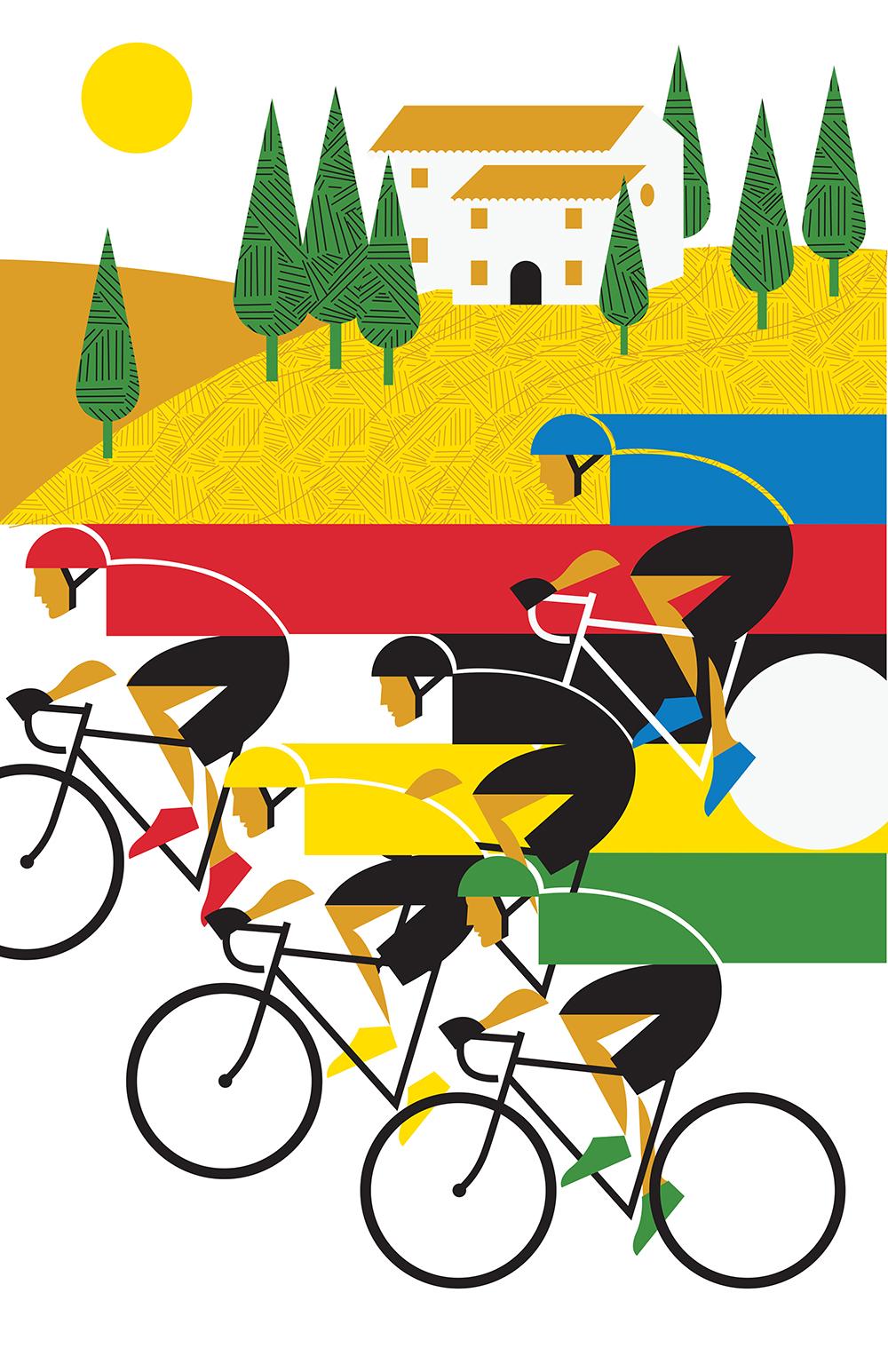 World Championships - Aprés Vélo