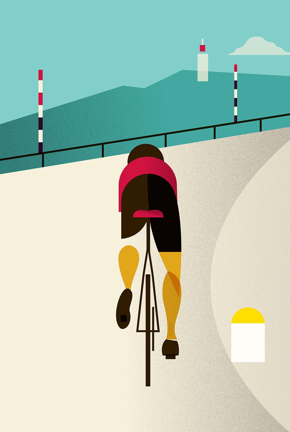 Ventoux - Aprés Vélo