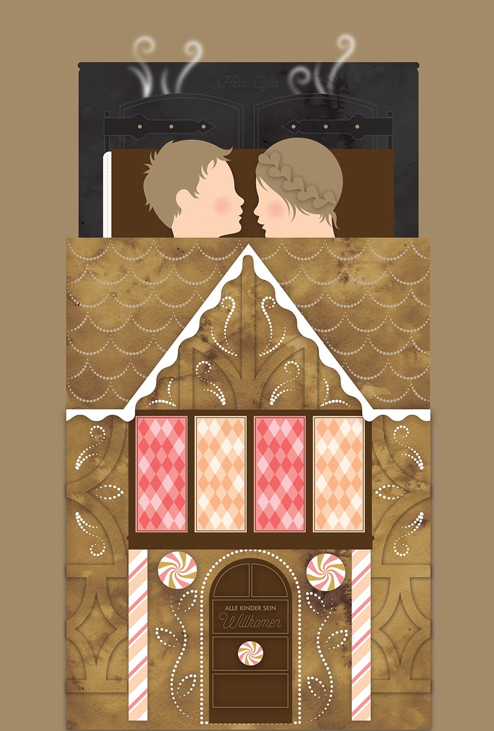 Bedtime Stories: Hanzel & Gretel