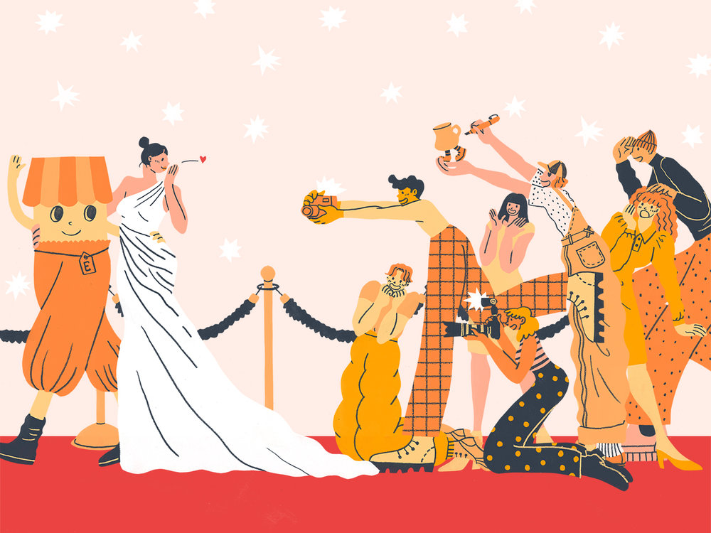 SOI 61 2018 - ARTIST: Hye Jin ChungTITLE: Love Your Shop [3 of 4]CLIENT: Etsy