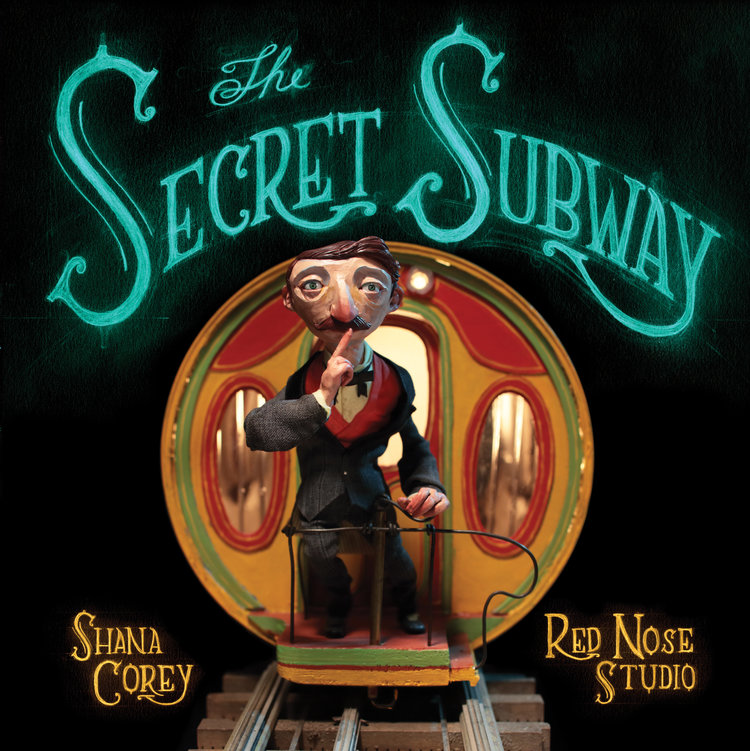 SOI 59 2016, JLG 2016, WSRA 2016, MBCYRA 2016, SOI OAS 2016 - ARTIST: Red Nose StudioTITLE: The Secret SubwayCLIENT: Schwartz & Wade