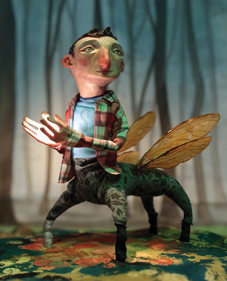 SOI 58 2015 - ARTIST: Red Nose StudioTITLE: Chris Buzelli