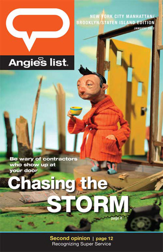 GDUA 2013 - ARTIST: Red Nose StudioTITLE: Chasing the StormCLIENT: Angie's List