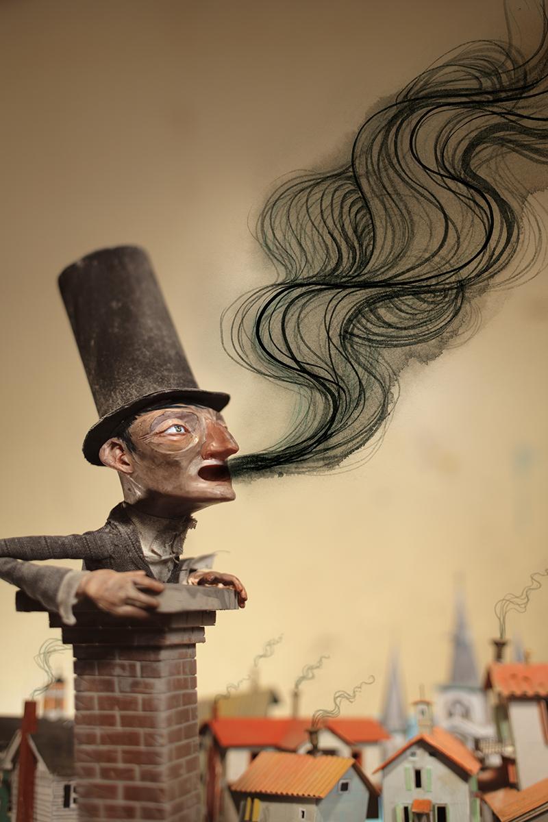 SPJ 2012, GDUA 2011 - ARTIST: Red Nose StudioTITLE: blowing SMOKECLIENT: Angie's List