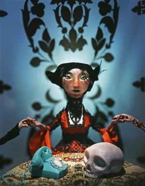 AI 26 2007, Spectrum 14 2007 - ARTIST: Red Nose StudioTITLE: SpiritualismCLIENT: Books & Culture