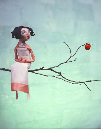 SOI 3-D Salon 2006 - ARTIST: Red Nose StudioTITLE: Eating DisordersCLIENT: AARP