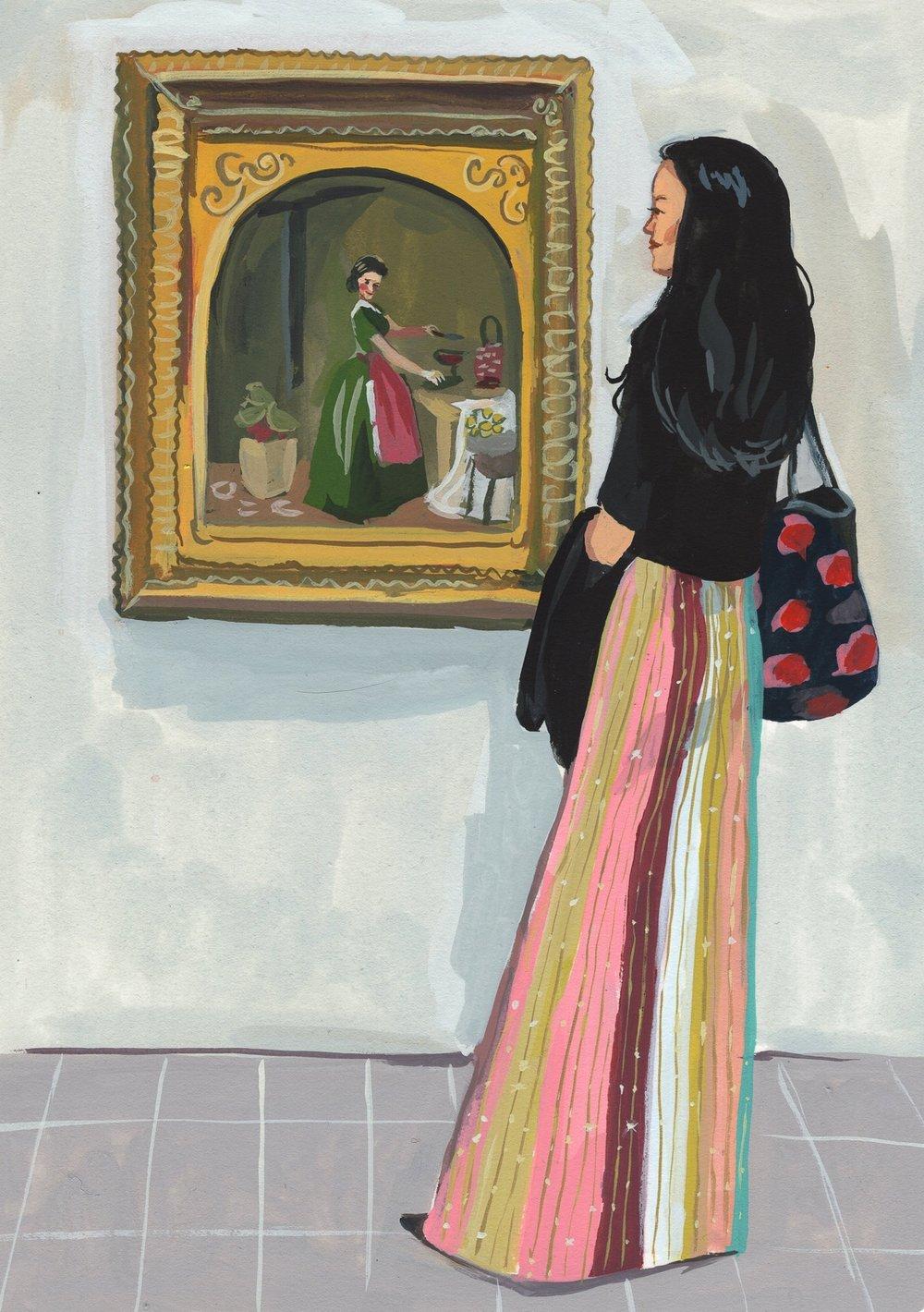 SOI 61 2018 - ARTIST: Jenny KroikTITLE: Carla Shen [3 of 6]
