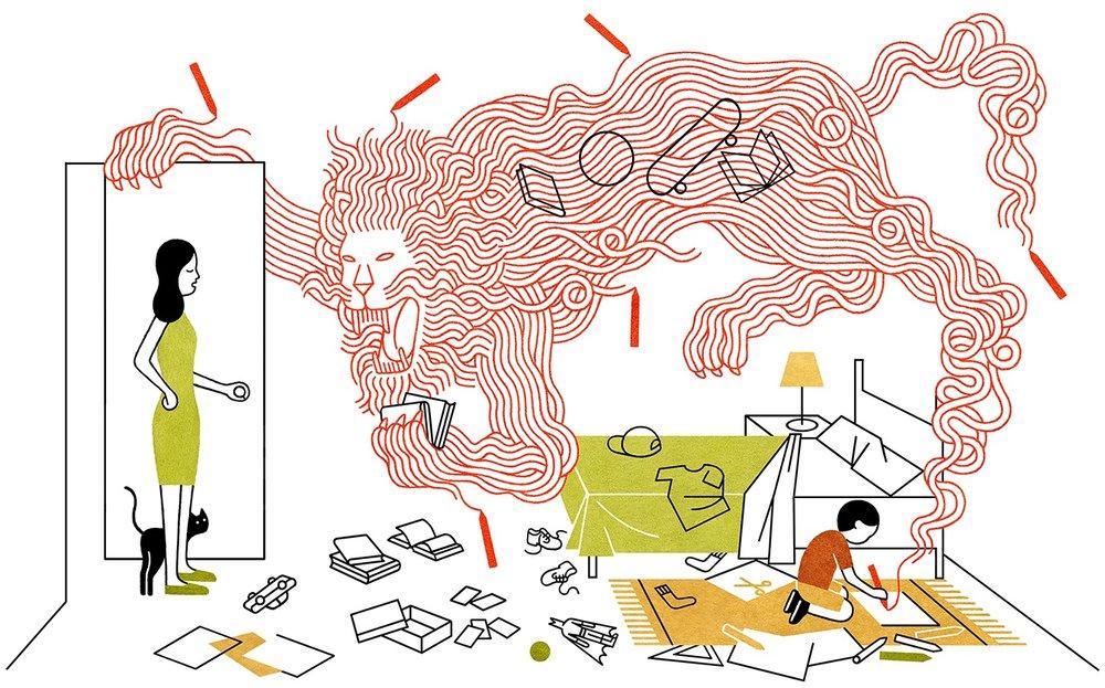 CLC 2012 - ARTIST: Carlos ArrojoTITLE: Lion