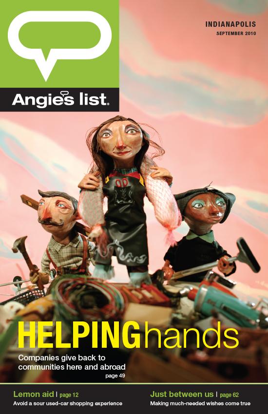 GDUA 2011 - ARTIST: Red Nose StudioTITLE: HELPINGhandsCLIENT: Angie's List