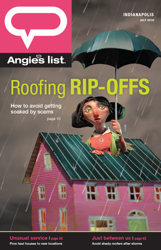 PLA 2012 - ARTIST: Red Nose StudioTITLE: Roofing RIP-OFFSCLIENT: Angie's List