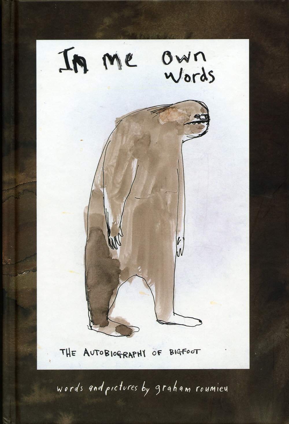AI 20 2001 - ARTIST: Graham RoumieuTITLE: In me Own Words [Series, 3 of 3]