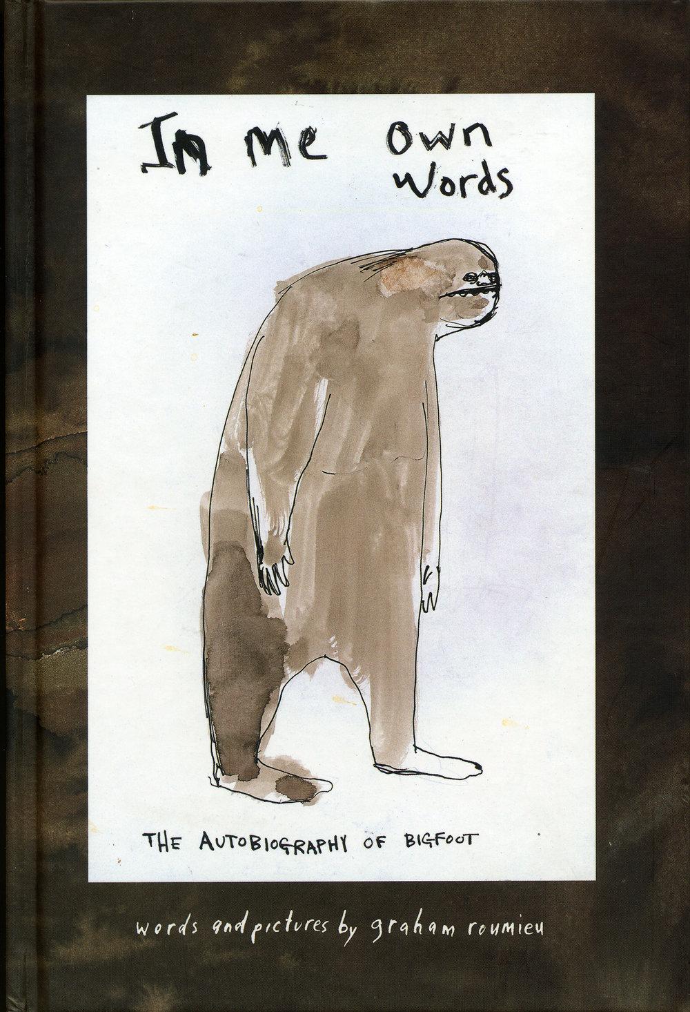 AI 20 2001 - ARTIST: Graham RoumieuTITLE: In me Own Words [3 of 3]CLIENT: Manic D Press