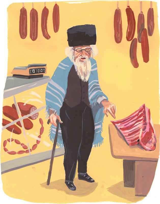 Rabbi –Jenny Kroik