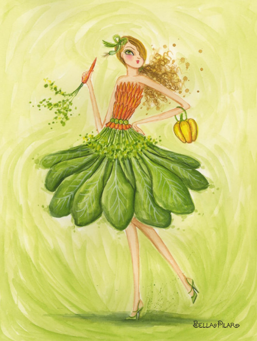 Carrots (Viv Magazine) – Bella Pilar
