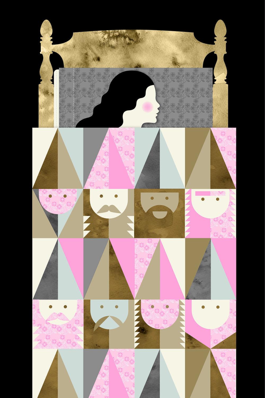 SOI 58 2015 - ARTIST: Eleanor GroschTITLE: Fairy Tale Series [6 of 6]