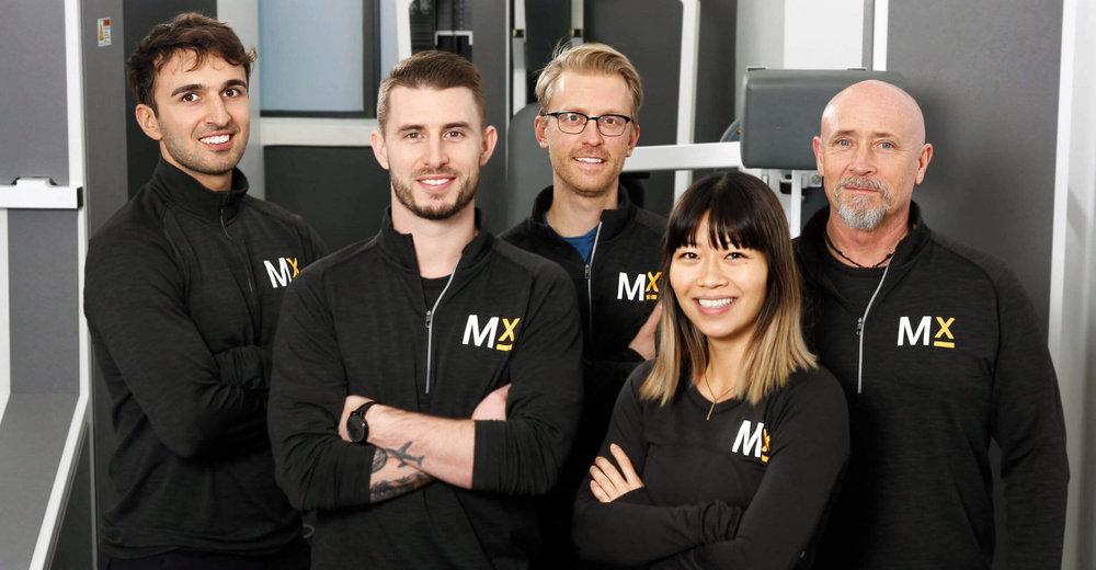MedX Precision Fitness Training Team @ 80 Richmond St West, Toronto