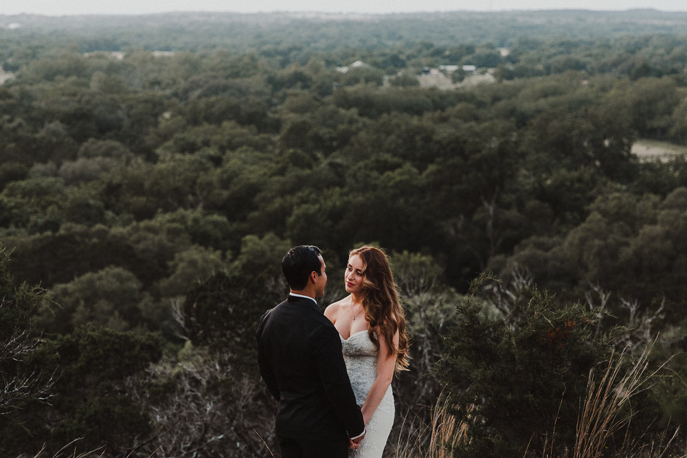 Rebecca & Joey - Chapel Dulcinea - Austin, Texas