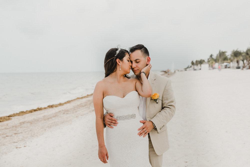 Kati & Fidel - Destination Wedding - Cancun, Mexico