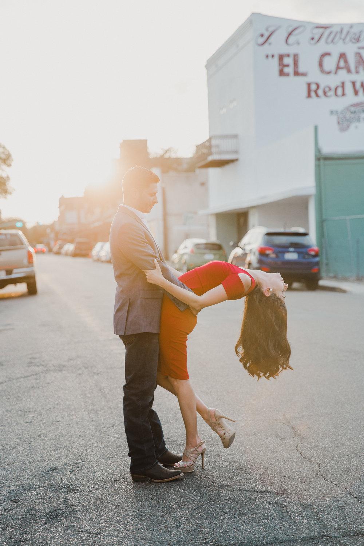 Agela & Jonathan - Engagement Session - Laredo, Texas