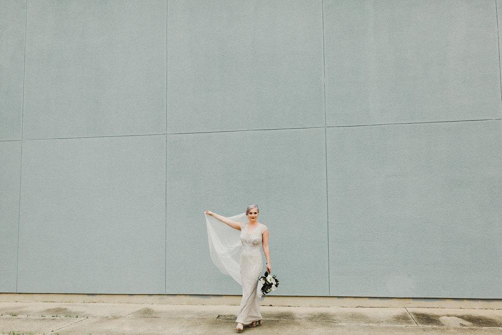 Dancy - Bridal Session - San Antonio, Texas