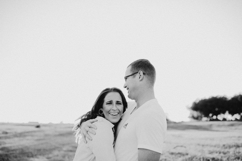 Kristie & Colt - Engagement Session - Junction, Texas