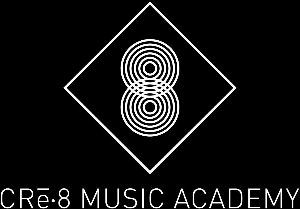 Crē•8  Music Academy